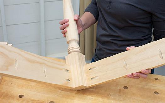 学习制作7个简单的木接头